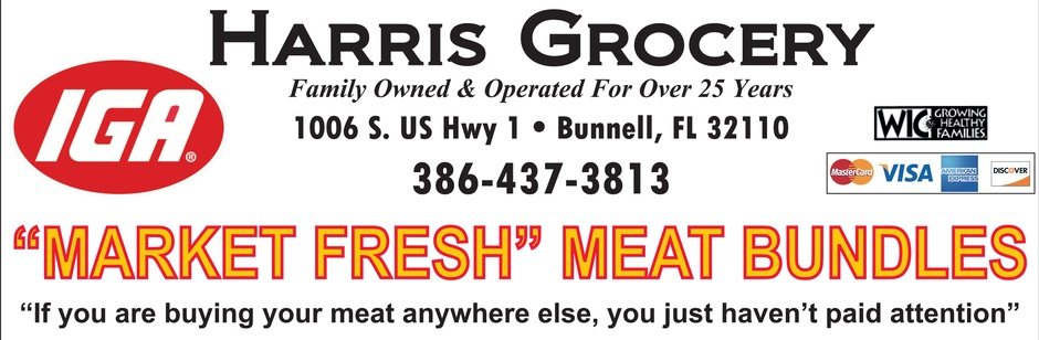 Harris Grocery Meat Bundles